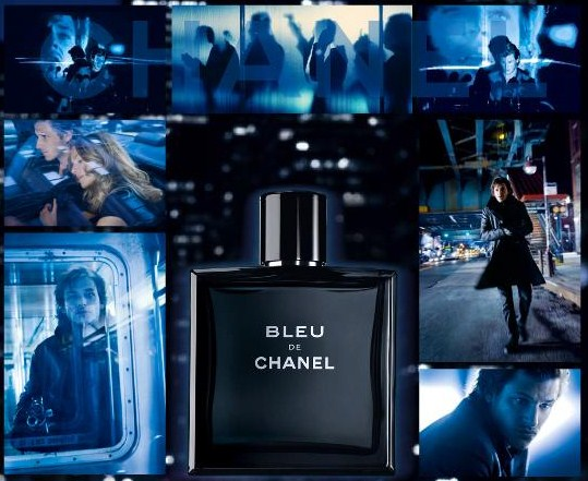 Persolaise A Perfume Blog Review Bleu De Chanel By Chanel 2010