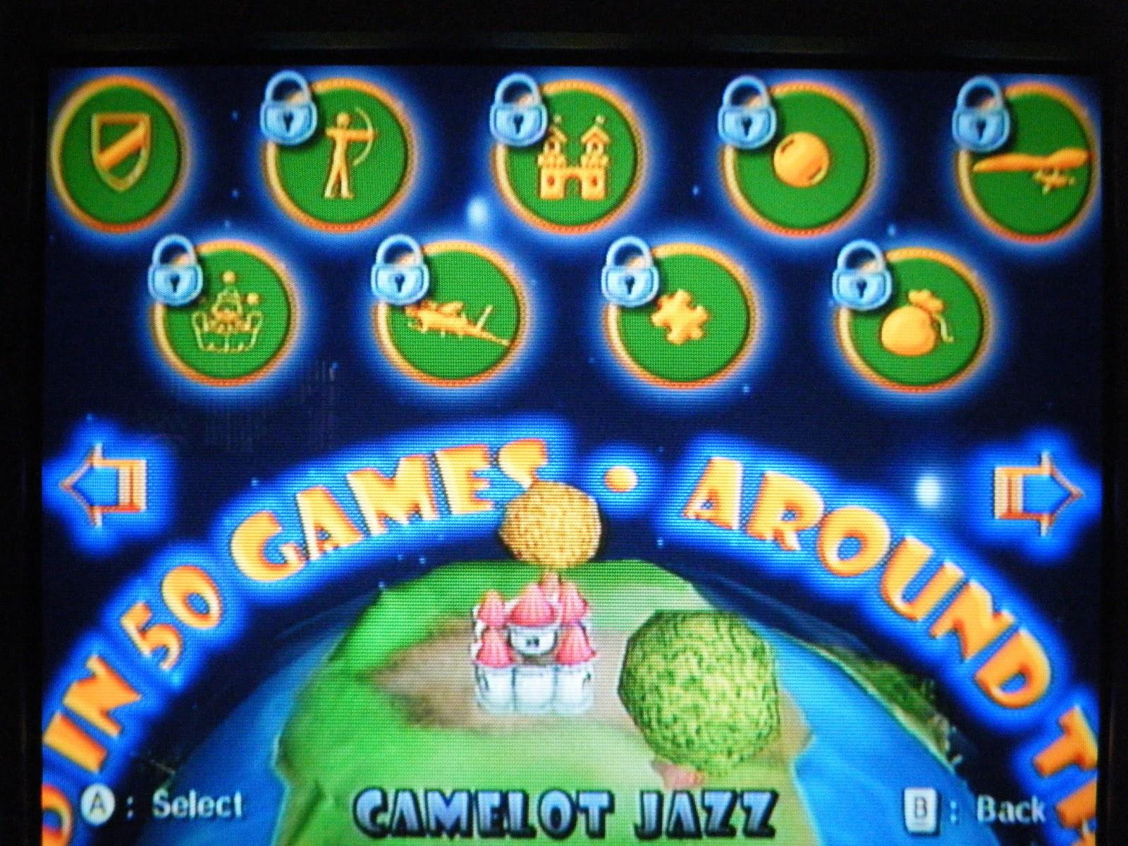 Descargar Around The World In 50 Games [Wii] [NTSC] [MU]