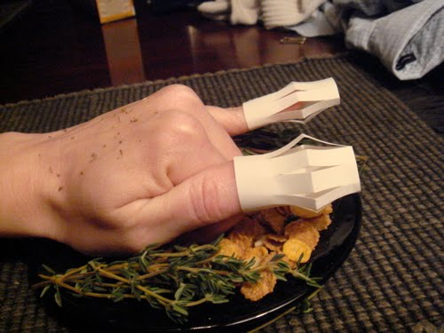 How To Make A Turkey With Your Hand