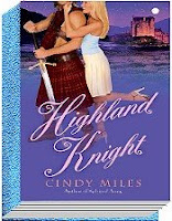 Highland Knight by Cindy Miles