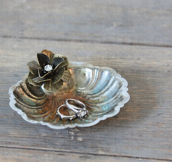 02a3ee912ed Have a look at these weathered and fabulous pieces from Etsy shop Cloth    Patina