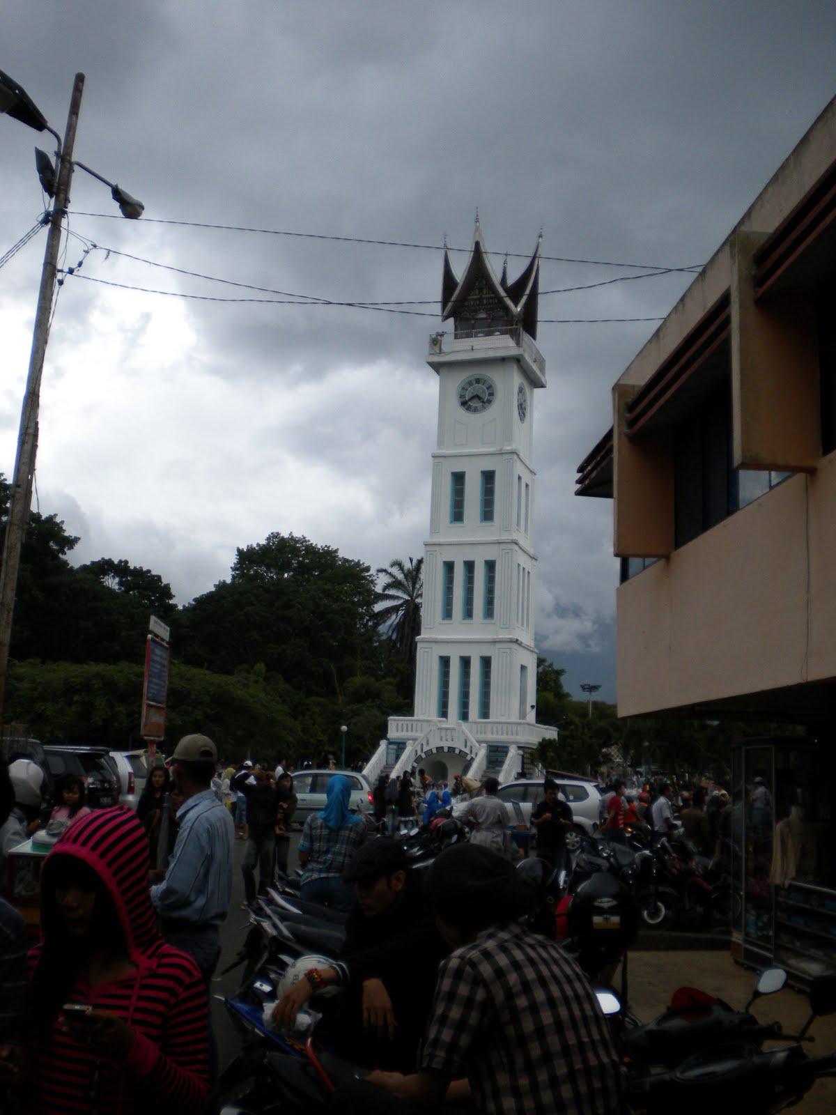 Catatan PadangBukit Tinggi Sumatera Barat 2010