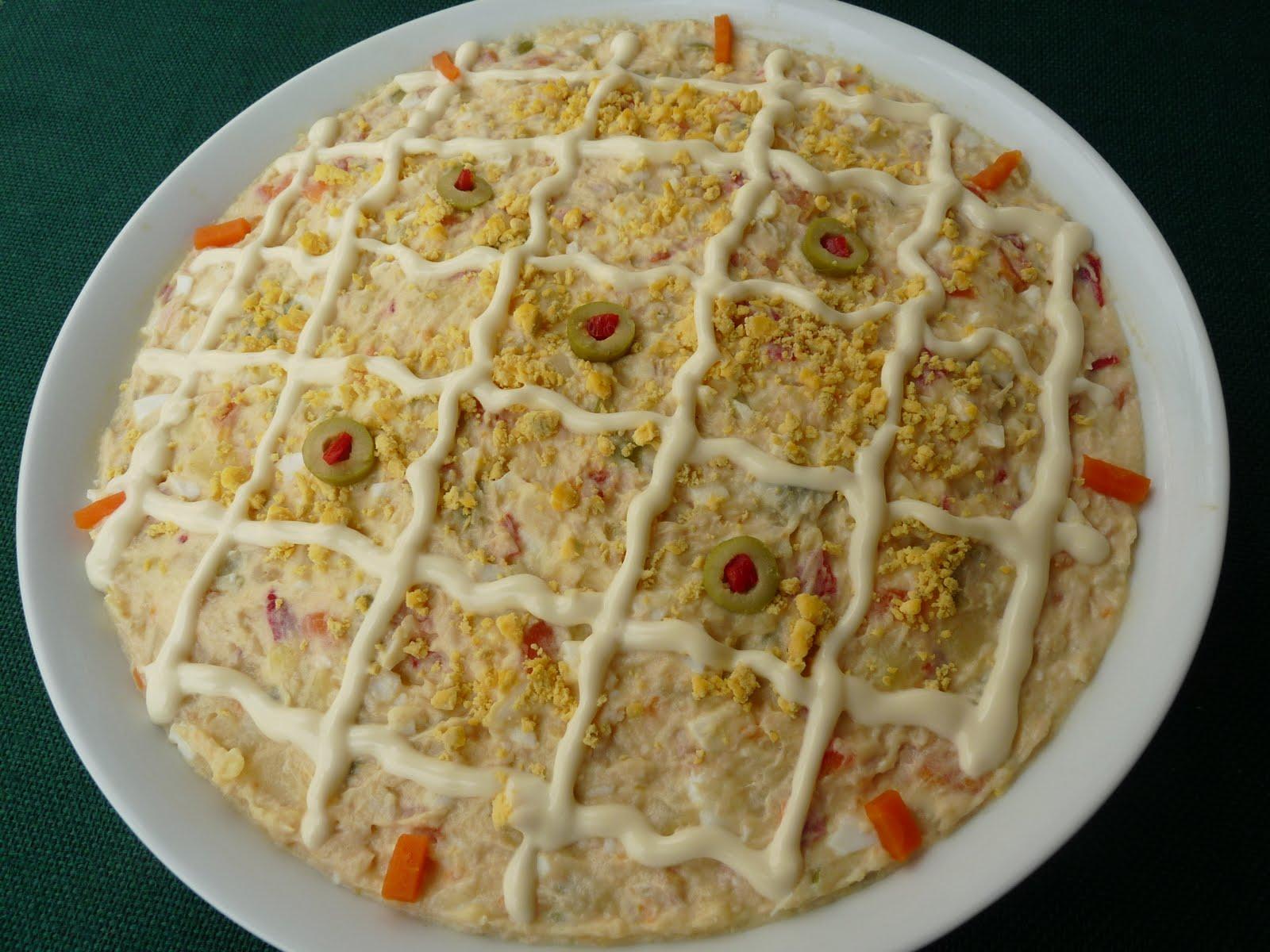 La cocina de piescu ensaladilla rusa de javier for Cocinar ensaladilla rusa