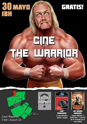 Cine The Warrior 2 by Daniel T. Kirk