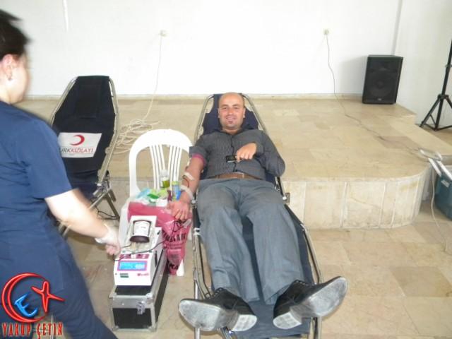 Bozkır Kan Bağışı 16.09.2010