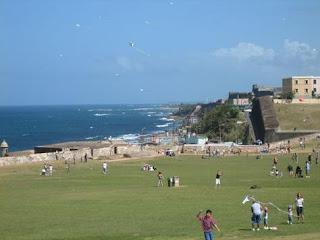 1er carnaval de chiringas de caribbean r c club de puerto rico pal mundo - Volar a puerto rico ...