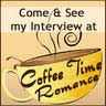 I've Been Interviewed by Coffee Time Romance!