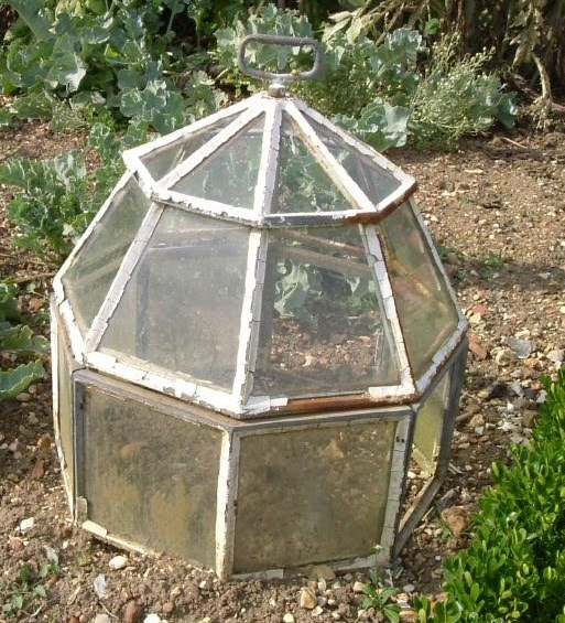 Early American Gardens Cultural Landscapes Metal Clay Cloches