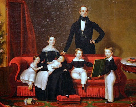 It S About Time 19c American Families