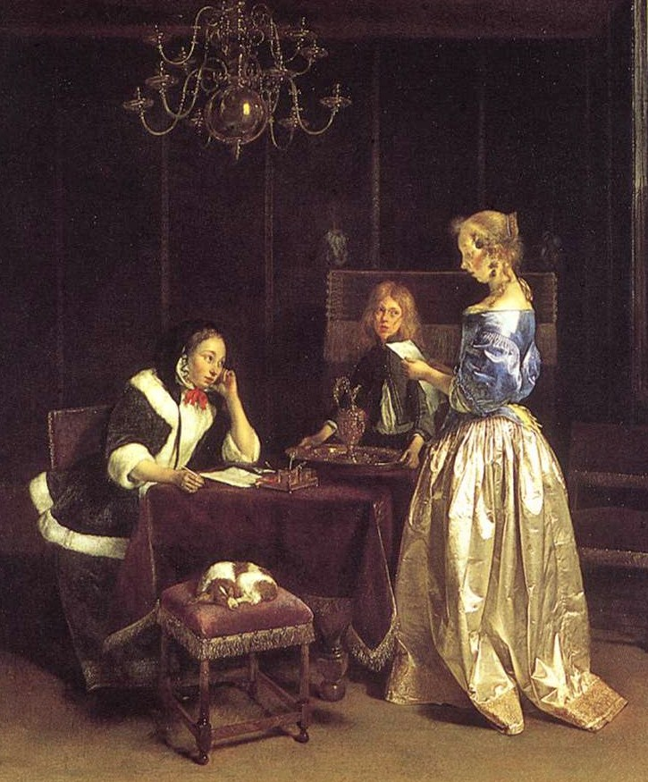 It 39 s about time january 2013 for Baroque period pictures