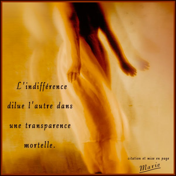 L Indifference Sully Prudhomme