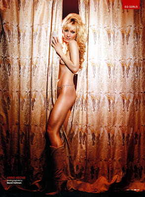 For anne heche fake desnuda and