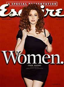 Christina Hendricks Pictures Breasts Cleavage