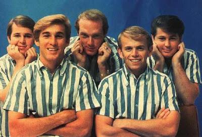 The Beach Boys Circa 1964 L To R Carl Wilson Dennis Mike Love Al Jardine And Brian