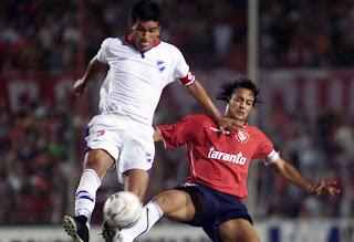 Resultado de imagen para NACIONAL 0 independiente 0 copa libertadores 2004