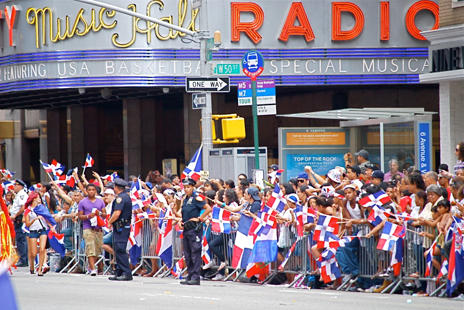 NYC NYC Dominican Day Parade - Dominican republic independence day