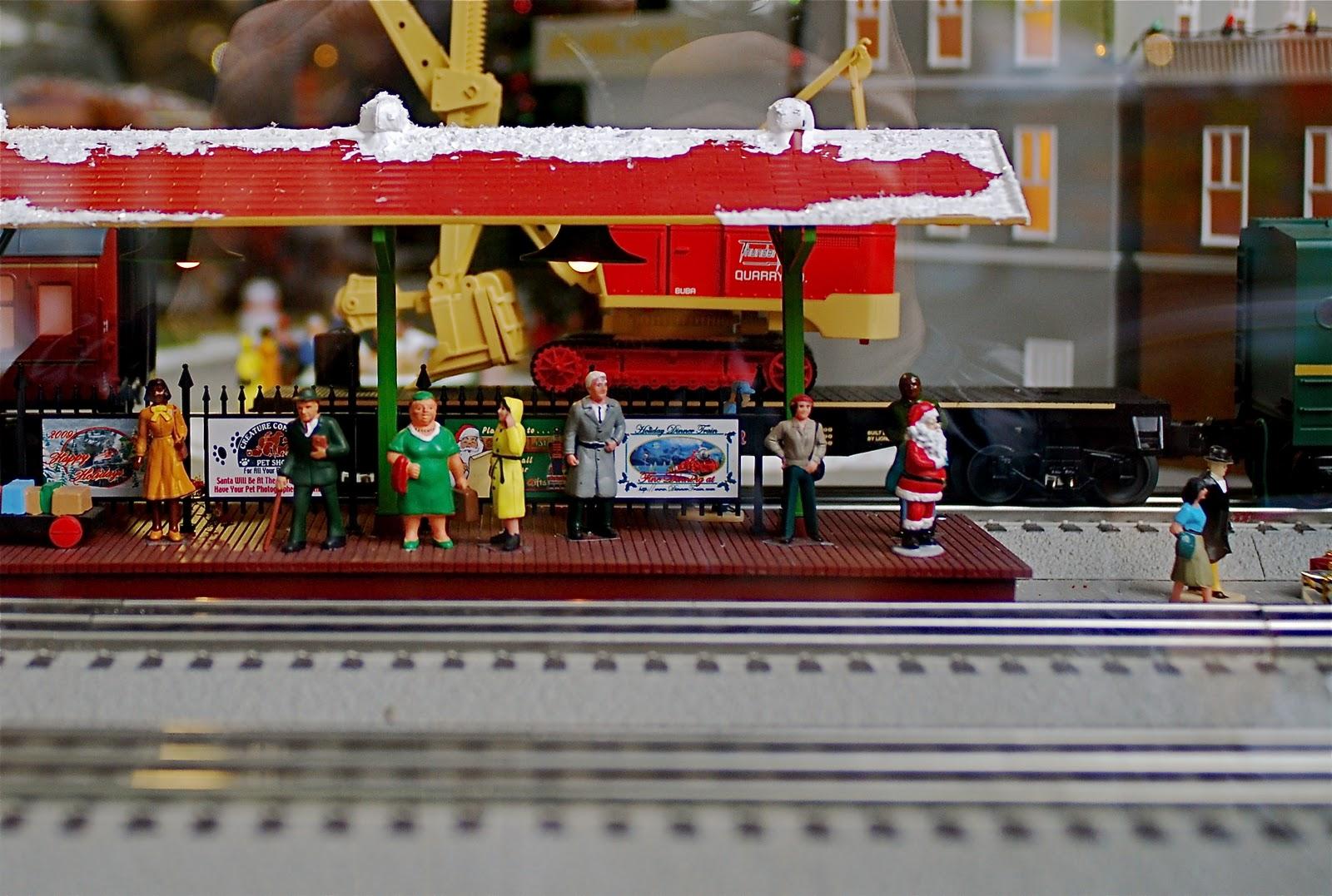 Lionel Displays Trains Store