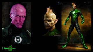 Abin-Sur and Tomar-Re in the movie Green Lantern