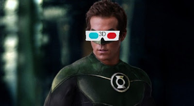Green Lantern Movie 3D