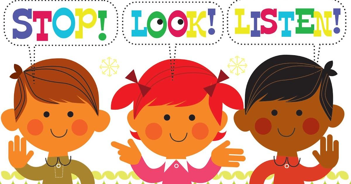 Sean Sims: Stop, Look & Listen....