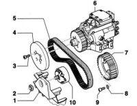 Serpentine belt diagram: Serpentine Belt Diagram: check