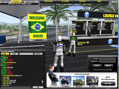 Formula 1 online jogo