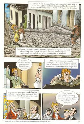 Biblioteca Montreal de Histórias em Quadrinhos: O Alienista
