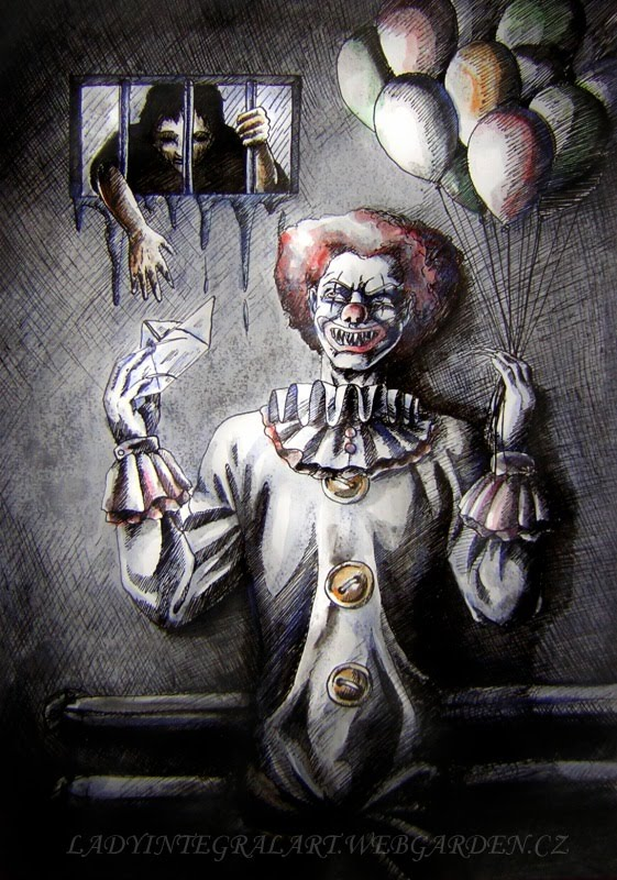 truly wicked i have come to rob all your women rape all your men  to quote pennywise the dancing clown i have just finished reading it by stephen king definitely the best book i have ever in my life so far