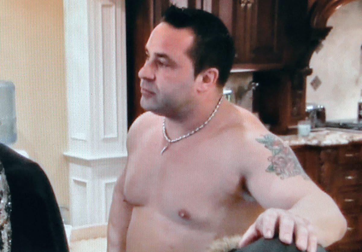 Teresa giudice naked nude