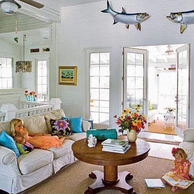 Beach Style Homes