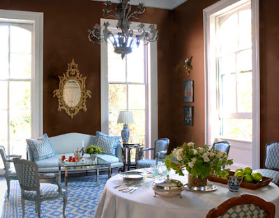 my favorite and my best: dookie - Brown Dining Room