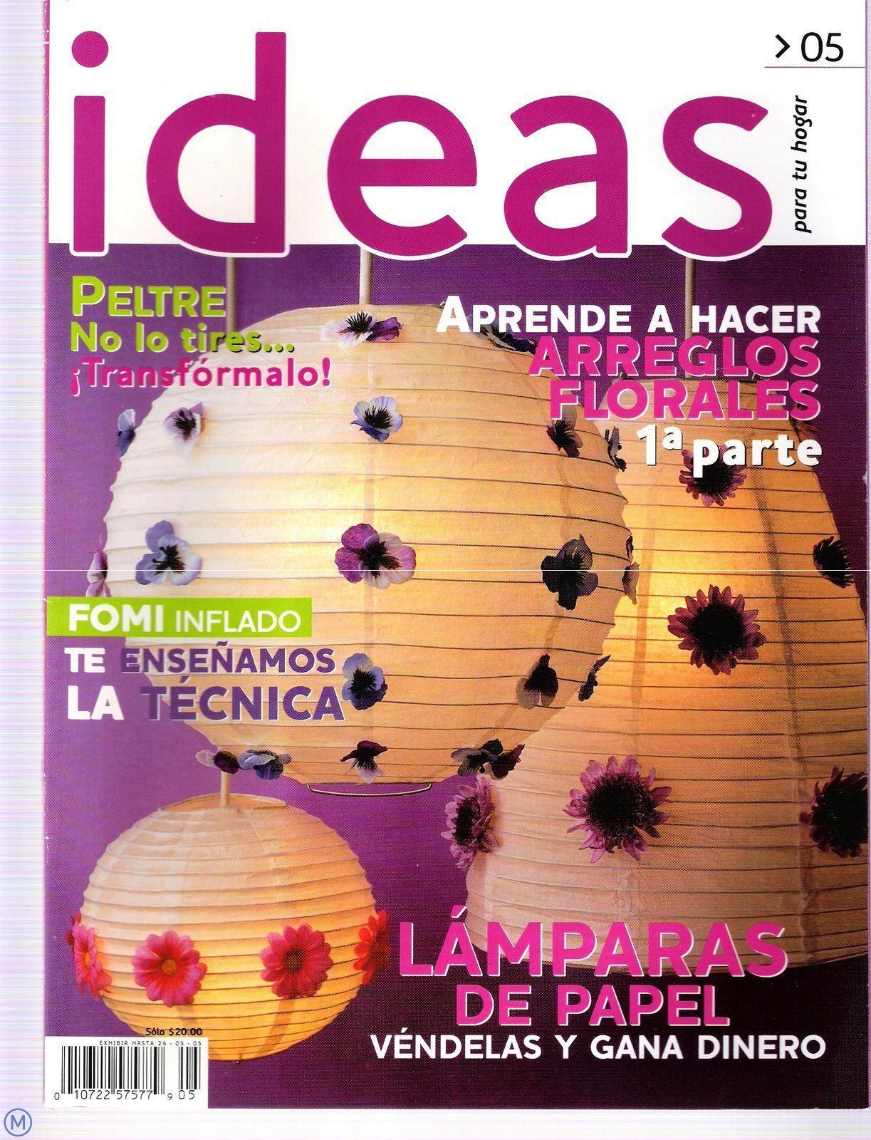 752c6af601f Revista  Ideas No. 5
