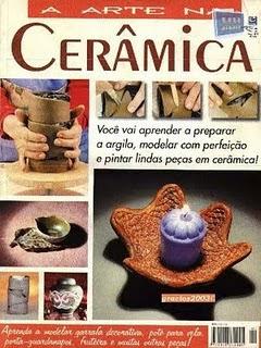 Revista: A arte na ceramica [Portugués]