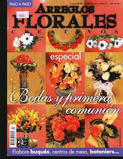 Arreglos Florales Creativos Nro. 12