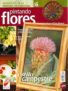 Pintando Flores Nro. 6