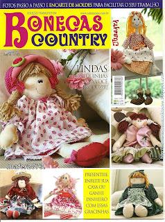 Bonecas Country Nro. 1