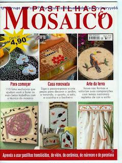 Pastilhas Mosaico Nro. 9