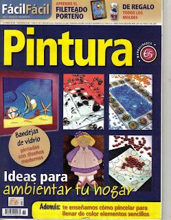 Revista: FácilFácil - Pintura No. 36