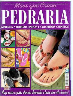 Revista: Maos que Criam - Pedraria