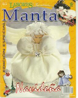 Revista: Manta Labores y Manualedades No. 11