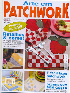 Arte en Patchwork Nro. 15