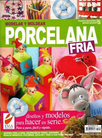 Revista: Porcelana fria No. 5