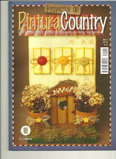 Pintura Country Nro. 43