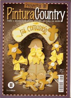 Pintura Country Nro. 23