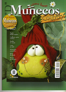Muñecos Country Nro. 59