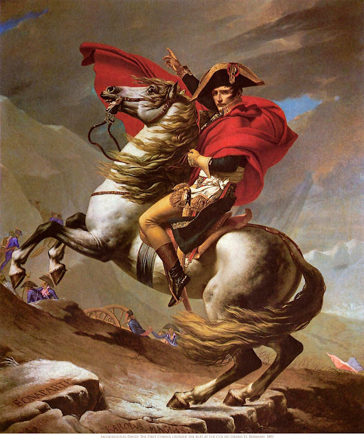 THE REAL NAPOLEON by PASCAL CAZOTTES FINS (Legion of Merit)