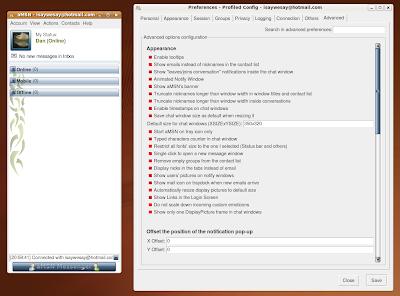 emesene crazy para ubuntu