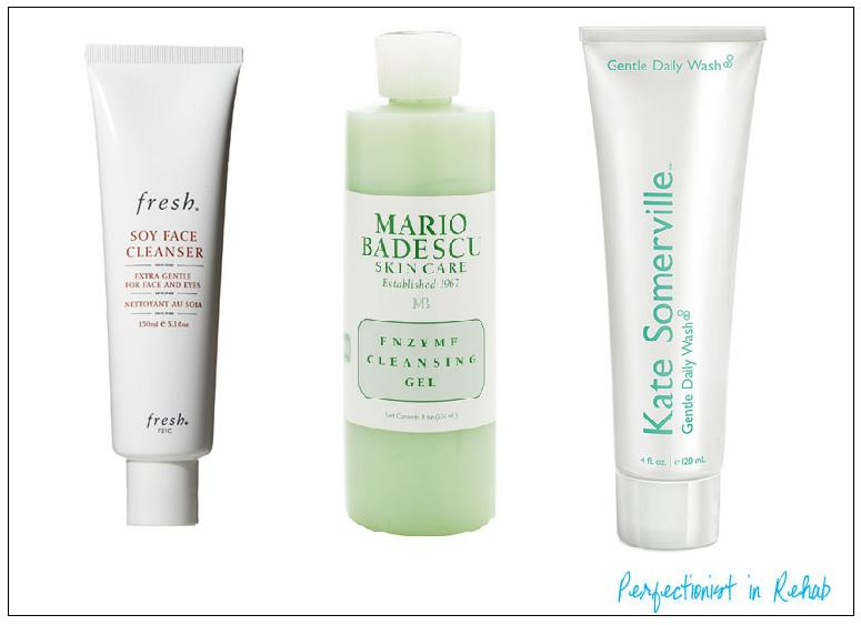 Top 3 Favorite Face Washes The Stripe