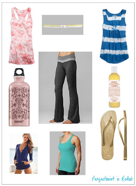 Yoga Chic My Essentials The Stripe