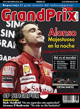 GRAND PRIX ACTUAL. La única revista española 100% de F1
